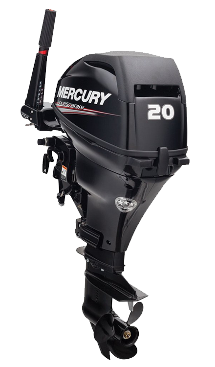 Mercury FourStroke 4 20