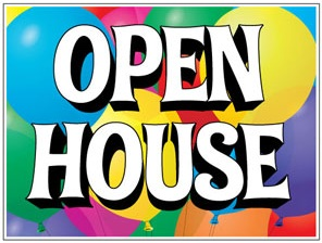 Spring Open House – April 15th & 16th