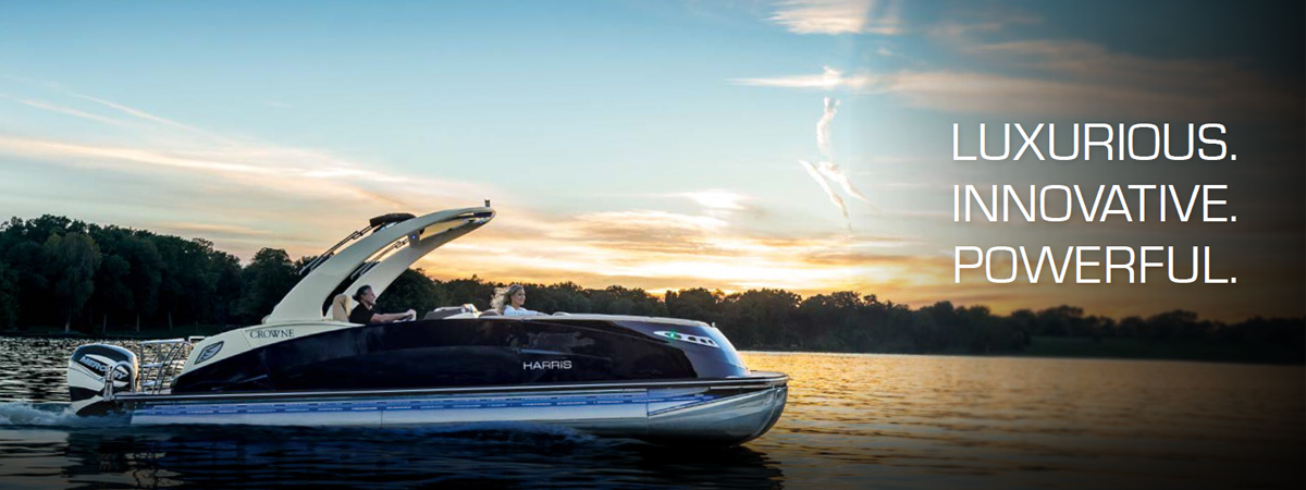 Southwest Ontario's Newest HARRIS PONTOON Dealer