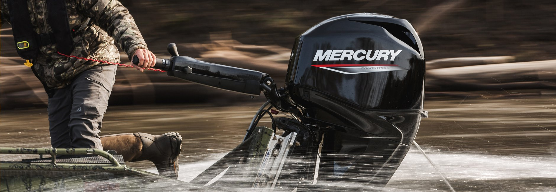 Mercury Outboard Motors: Supercharged and Built for Performance